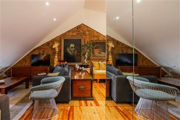 Appartement de charme T2 à vendre à Amoreiras.