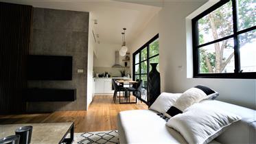 Appartement d'architect proche de Basel Nord de Tel Aviv