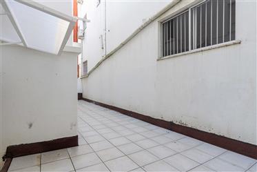 Apartamento T3 no centro de Caldas da Rainha