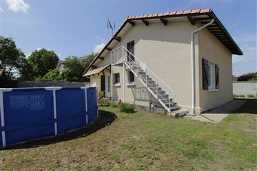 Maison type castor 82m2 -4 pièces-