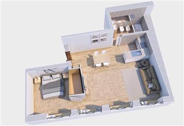 Apartment T1 to debut in Principe Real