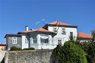 Casa apalaçada / Hostel de charme, Leça da Palmeira, Matosinhos, Porto