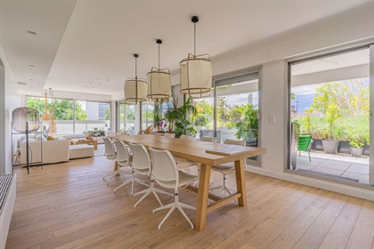 Architect apartment with exceptional view and terrace