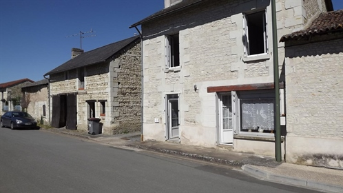 Maison De Bourg With Ancein Commerce