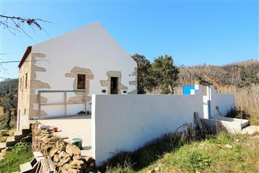 Farm with a renovated granite and stone house, with aproxima...