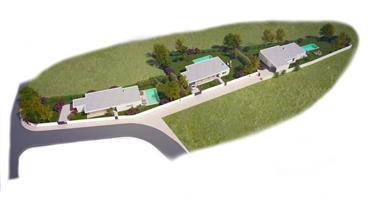 3 Moradias isoladas modernas para venda na Costa de Prata de Portugal – Casas da Rodela – Tornada