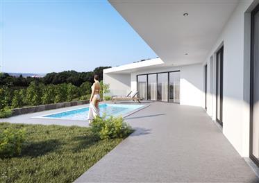 Moradias exclusivas à Venda numa propriedade de 16 hectares ...
