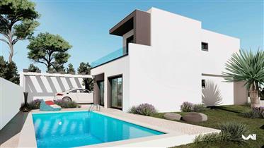 22 casas isoladas localizadas perto de Óbidos para venda em Portugal-Costa de Prata-Villas da Luz