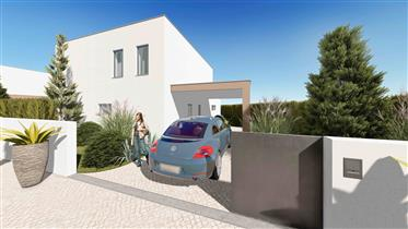 Small condominium of 2 Villas For Sale in Nadadouro