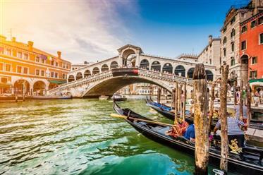 Apartahotel de lujo en Venecia