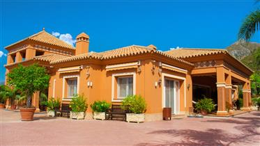 Andalucian style villa