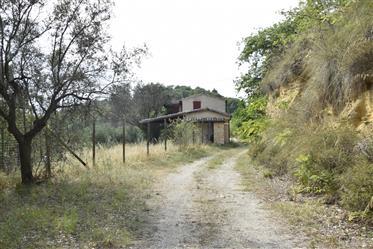 Renovated farmhouse for sale in Montefiore dell'Aso
