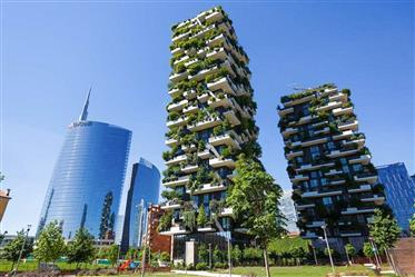 Bosco Verticale Luxury Apartment - 1Kgc