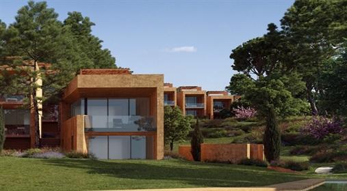 Meia praia appartementen zum verkauf in luxus resort in Lagos West Algarve