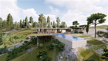 Moradia Ultra-Moderna Pronta a Habitar