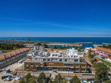 3 pièces avec rooftop et vue sur la Marina
