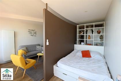 Apartamento: 31 m²