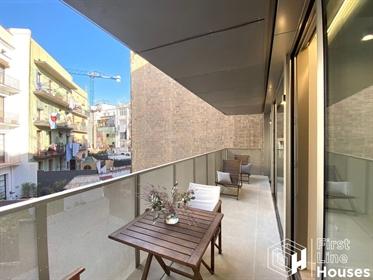 Une opportunité unique d'acheter un appartement de luxe au cœur de Barcelone avec des fini