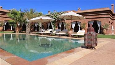 Splendide villa plain pieds avec Vna à vendre à Marrakech - ...