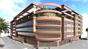 Programme d'appartements neufs à Marrakech - Allal Al Fassi