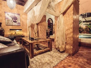 Authentique riad maison d'hôtes 7 chambres en activité
