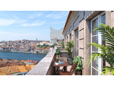 Loft in the historic area of the city of Porto