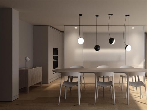 2-Bedroom Apartment, Leça da Palmeira