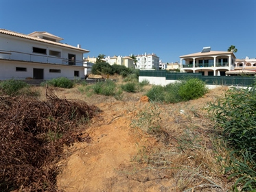 Terreno edificable, Albufeira