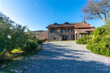 Close to Acqui Terme, Piedmont, Italy