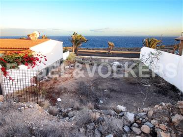Terrain pour bungalows sur le front de mer à La Listada, Ari...