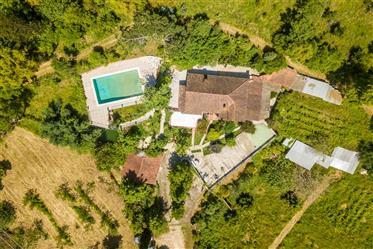 Quinta com Moradia T4 e Piscina - Costa do Cidral - Alcobaça