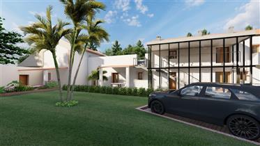 Projeto Alojamento Local (2 Moradias T3 + Moradia T1) – Capu...