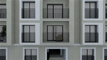 T2 - Edifício Impar - Lameirão - Alcobaça