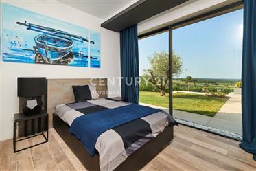 Villa Near Višnjan With A Stunning View