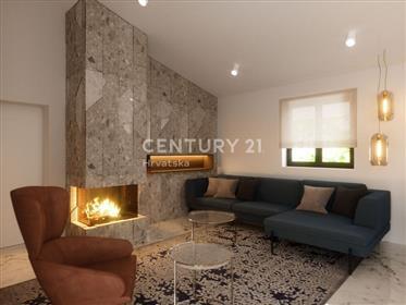 Maison : 198 m²
