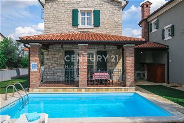 Istrian villa near Porec