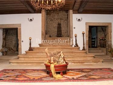 Casa Senhorial com jardim