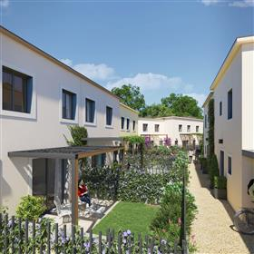 Maison  exposé Sud  avec terrasse et  jardin