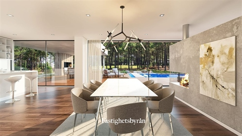 A breathtaking charming villa with its contemporary design, ...