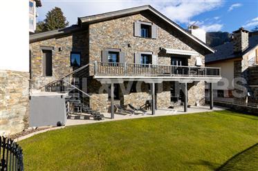 Preciosa y acogedora casa en Escaldes