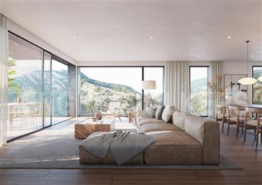 Excepcional apartamento obra nueva en Ordino