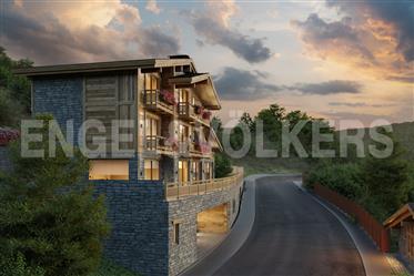 Chalet de estilo Alpino en entorno natural - Chalet 17 -