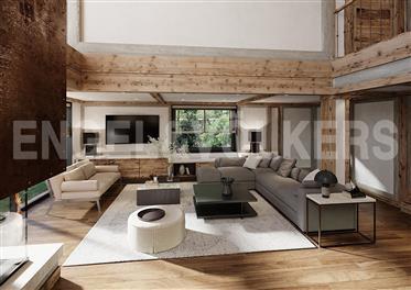 Chalet Alpino en un entorno natural-Chalet 19 -