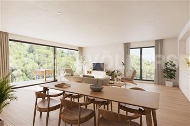 Excepcional apartamento de obra nueva en Ordino
