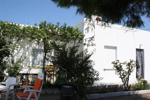 Πέτρινο σπίτι 75τμ προς πώληση στην Πάτμο