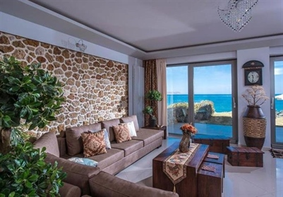 Villa for sale in Heraklion/Gouves/Crete. 3 levels with a total area of 210 sq.m., with capacity f