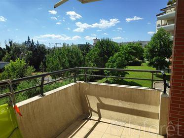 Achat appartement Montpellier - 2 pièce(s) - 35 m² - 107000...