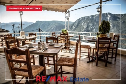 (For Sale) Other Properties Hotel || Fokida/Delfoi - 1.400 Sq.m, 1.500.000€
