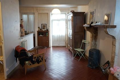 Maison de village de 78 m2