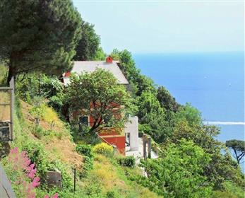 Villa Portofino vista mare